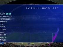 Tottenham Hotspur 3:0 Borussia Dortmund