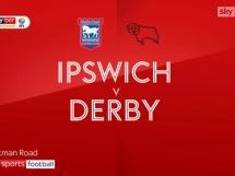 Ipswich Town 1:1 Derby County