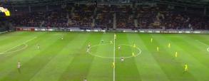 BATE Borysów 1:0 Arsenal Londyn