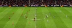 Galatasaray SK 1:2 Benfica Lizbona