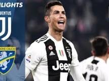 Juventus Turyn 3:0 Frosinone