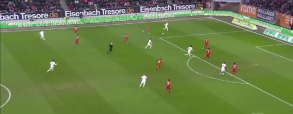 Augsburg 2:3 Bayern Monachium