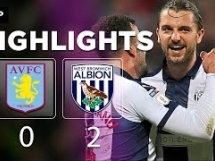 Aston Villa 0:2 West Bromwich Albion