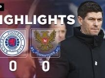 Rangers 0:0 St. Johnstone