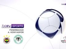 Fenerbahce 1:1 Konyaspor