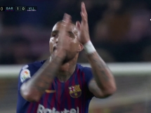 FC Barcelona 1:0 Real Valladolid