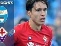 Spal 1:4 Fiorentina