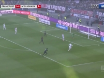 Eintracht Frankfurt 1:1 Borussia Monchengladbach
