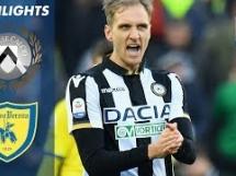 Udinese Calcio 1:0 Chievo Verona