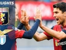 Genoa 2:1 Lazio Rzym