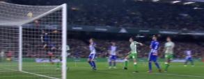 Betis Sewilla 1:1 Deportivo Alaves