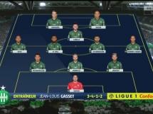 Saint Etienne 0:1 PSG