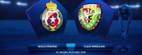 Wisła Kraków 1:0 Śląsk Wrocław
