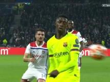 Bezbramkowy remis w Lyonie!