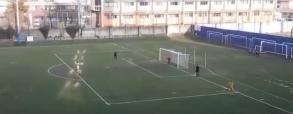 Dinamo Zagrzeb U19 1:1 (5:4) Lokomotiw Moskwa U19