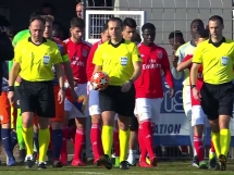 Montpellier U19 2:1 Benfica Lizbona U19