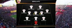 Sevilla FC 2:0 Lazio Rzym