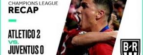 Atletico Madryt 2:0 Juventus Turyn