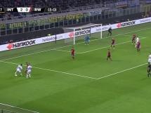 Inter Mediolan 4:0 Rapid Wiedeń
