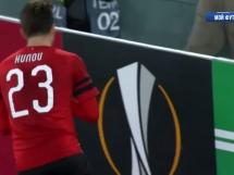 Betis Sewilla 1:3 Stade Rennes