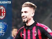 AC Milan 3:0 Empoli