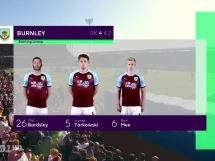 Burnley 2:1 Tottenham Hotspur