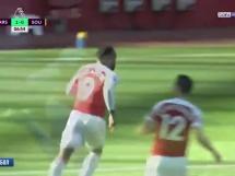 Arsenal Londyn 2:0 Southampton