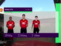 Manchester United 0:0 Liverpool