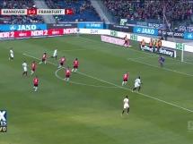 Hannover 96 0:3 Eintracht Frankfurt