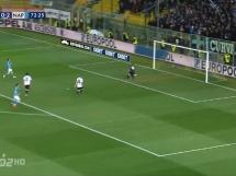 Piękne zachowanie Milika! Drugi gol z Parmą!