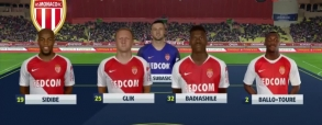 AS Monaco - Olympique Lyon