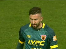Benevento 2:1 Pescara