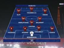 PSG 3:0 Dijon