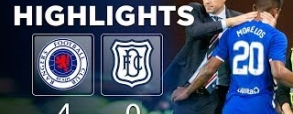 Rangers - Dundee FC