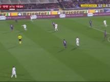 Fiorentina 3:3 Atalanta