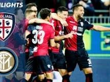 Cagliari 2:1 Inter Mediolan