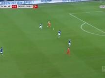 Drugi gol Kownackiego z Schalke!