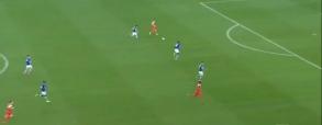 Kownacki z dwoma bramkami przeciwko Schalke!