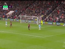 AFC Bournemouth 0:1 Manchester City