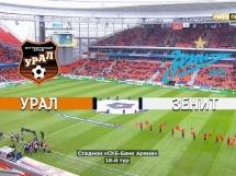 Urał Jekaterynburg 0:1 Zenit St. Petersburg