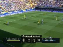 Villarreal CF 1:2 Deportivo Alaves
