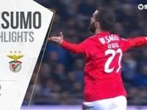 FC Porto 1:2 Benfica Lizbona