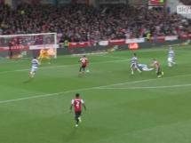 Brentford 3:0 Queens Park Rangers