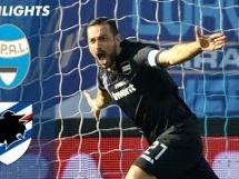 Spal 1:2 Sampdoria