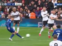 Fulham 1:2 Chelsea Londyn
