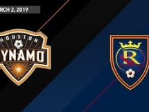 Houston Dynamo 1:1 Real Salt Lake