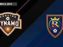 Houston Dynamo 1:1 Real Salt Lake
