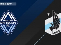 Vancouver Whitecaps 2:3 Minnesota United