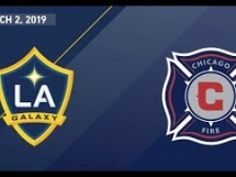 Los Angeles Galaxy 2:1 Chicago Fire