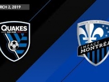 San Jose Earthquakes 1:2 Montreal Impact